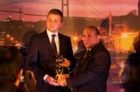Akgün Seramik'e Avrupa Kalite Ödülü